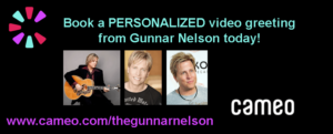 Book a Cameo Video Greeting from Gunnar Nelson